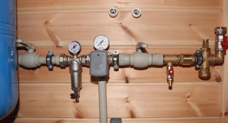 Что такое обратный клапан на воду виды устройство где ставить