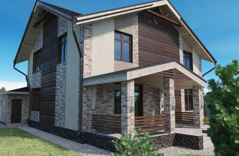 Фасад деревянного дома фото частных домов: фасадное дерево