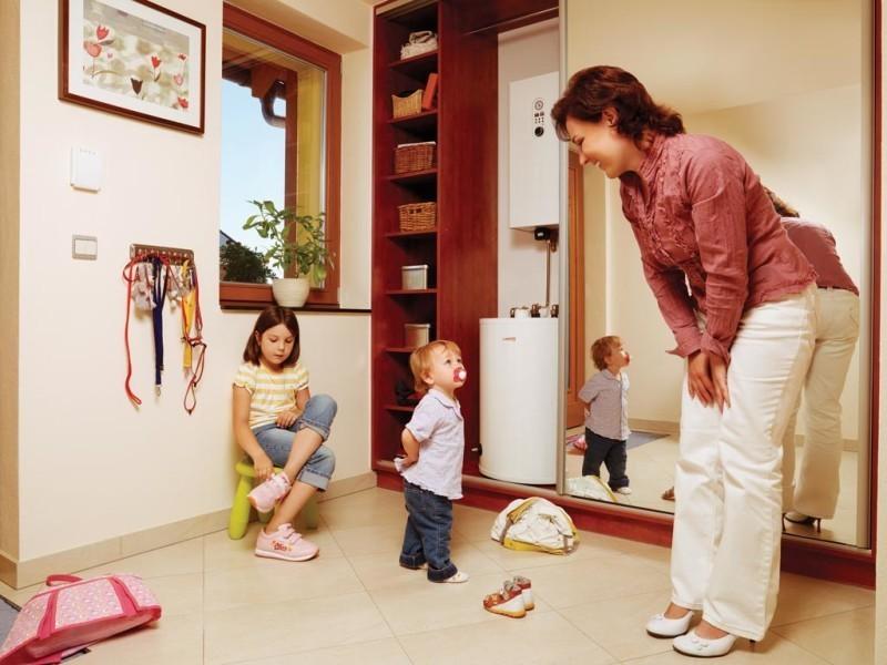 Разновидности электрокотлов для отопления дома
