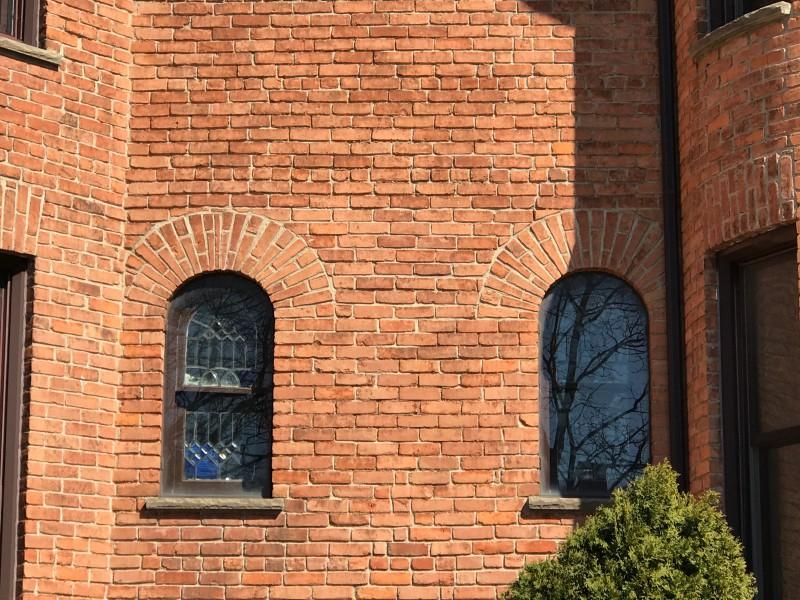 восстановление кирпичного фасада
