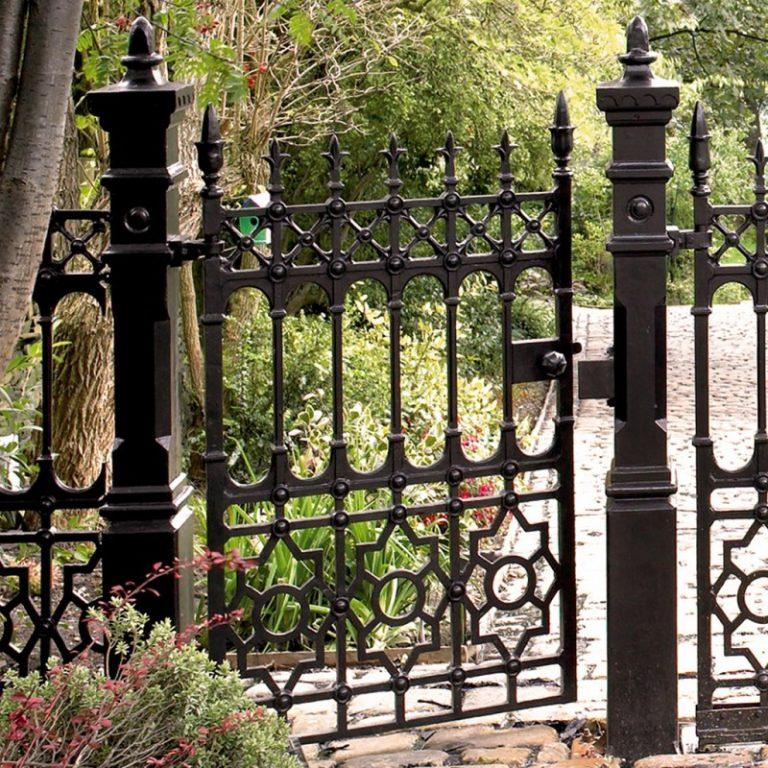 картинки красивых оград является