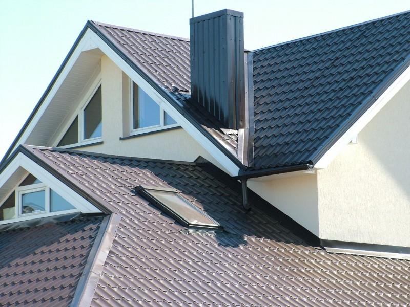 Все о плоской крыше в частном доме виды фото красивых и современных одноэтажных кровель  типы конструкций