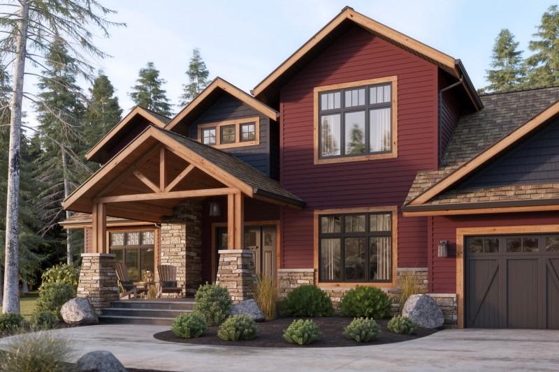 Наружная отделка дома: зачем она нужна, мокрая и сухая отделка фасадов, требования к материалам и их стоимость