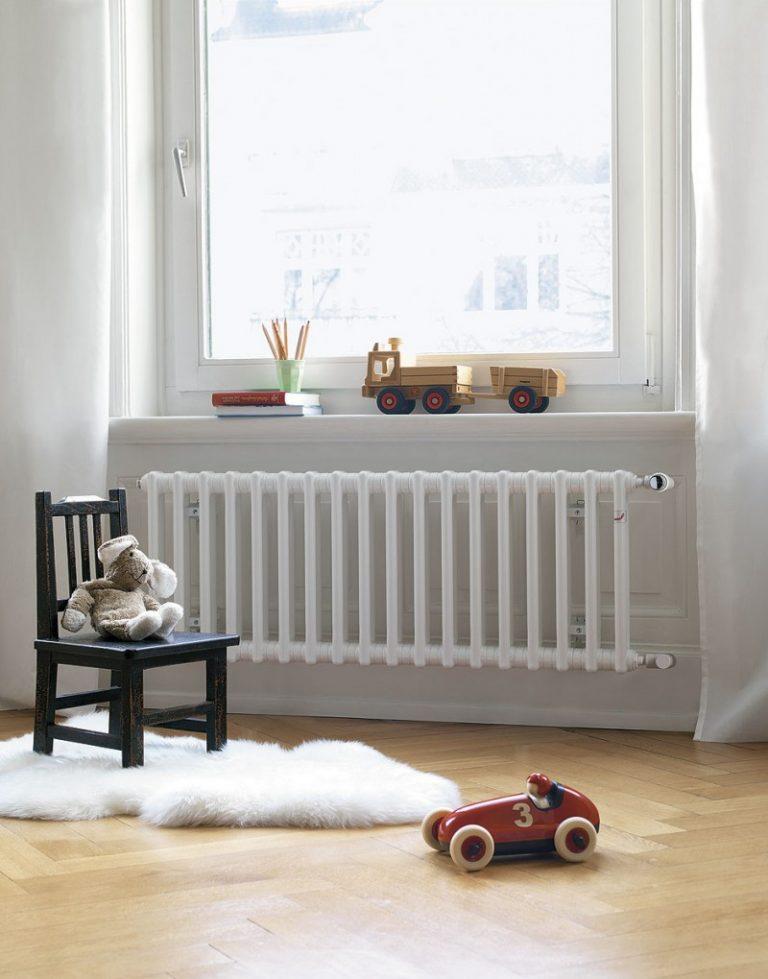 современное оформление отопления в доме фото