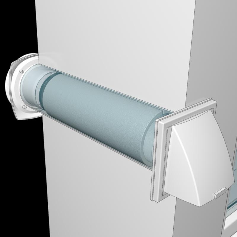 Клапана для вентиляции в квартире