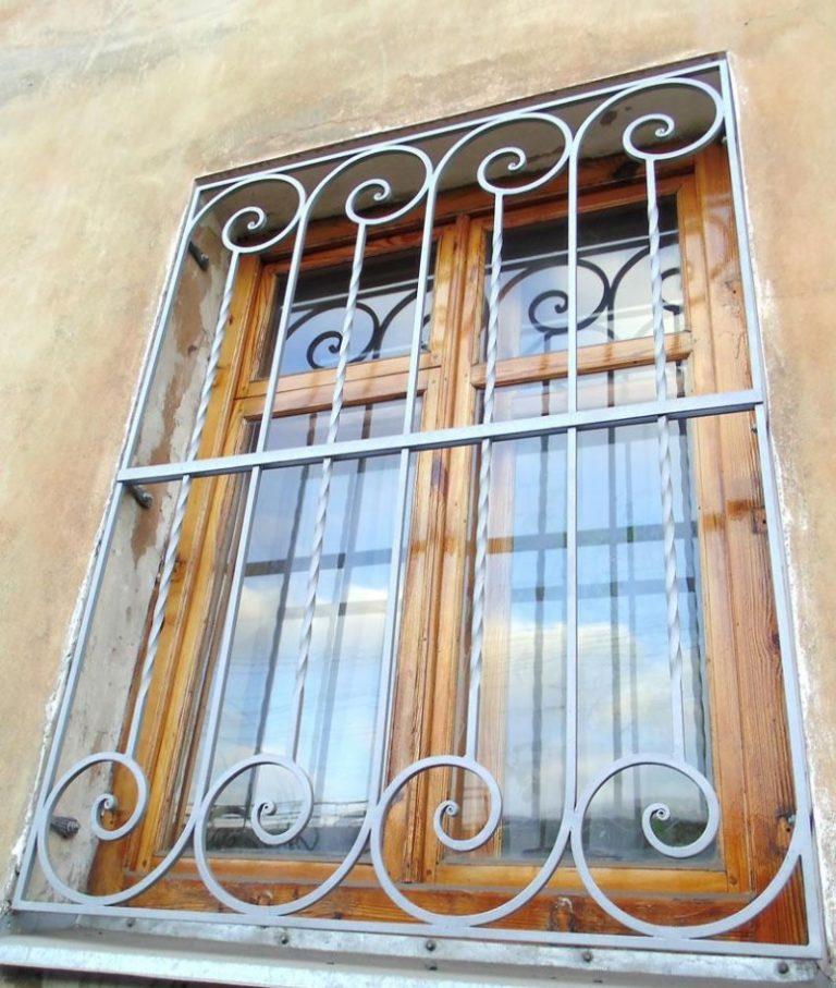 всего сердца решетки на окна своими руками фото древних