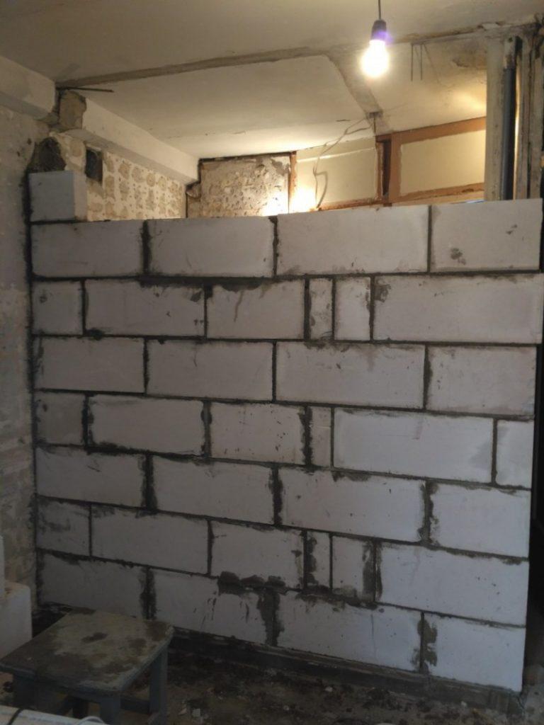 пеноблоки для стен в квартире