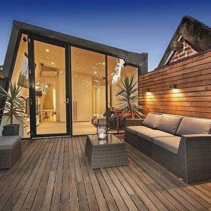 Нужна ли терраса на крыше частного дома